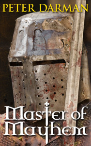 Master of Mayhem is the 4th book in the Crusader Chronicle series.