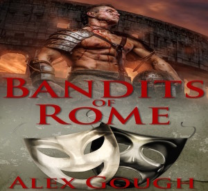 Bandits of Rome is the third in his series.