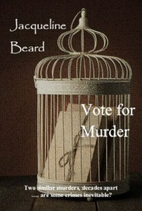Vote for Murder covers two fascinating eras of British history