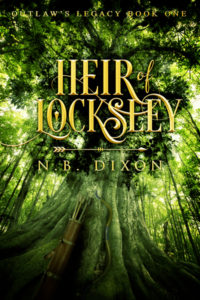 Was Robin Hood Gay? Find out for yourself in this new novel, Heir of Locksley